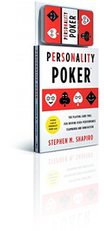 books about innovation: personality poker