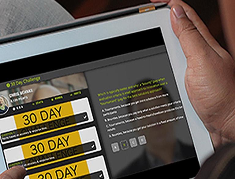 30-Day Innovation Challenge