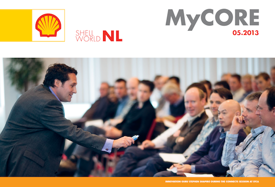Shell Innovation article