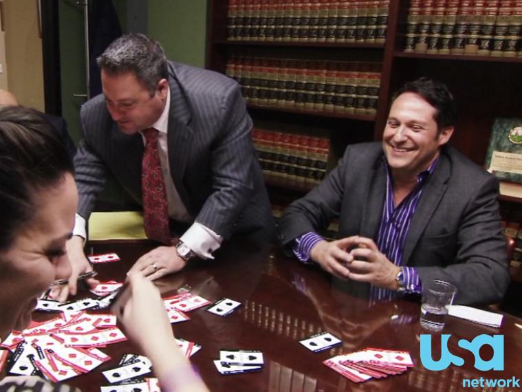 Personality Poker on USA Network