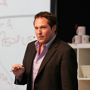 Innovation Speaker and Author Stephen Shapiro