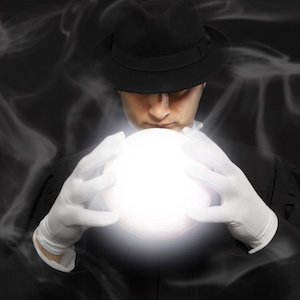 Magic and work