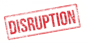 Disruptive innovation forces