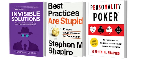 Stephen Shapiro's Books