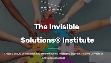 Invisible Solutions Institute